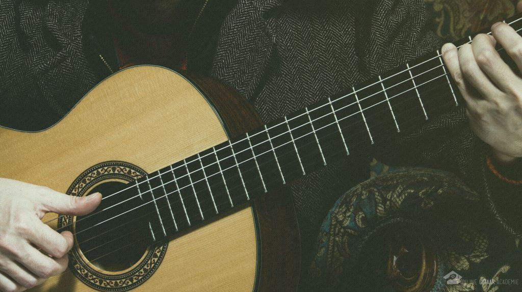 tokkelcursus afbeelding tokkelen gitaar, fingerstyle gitaarles Online Gitaar Academie