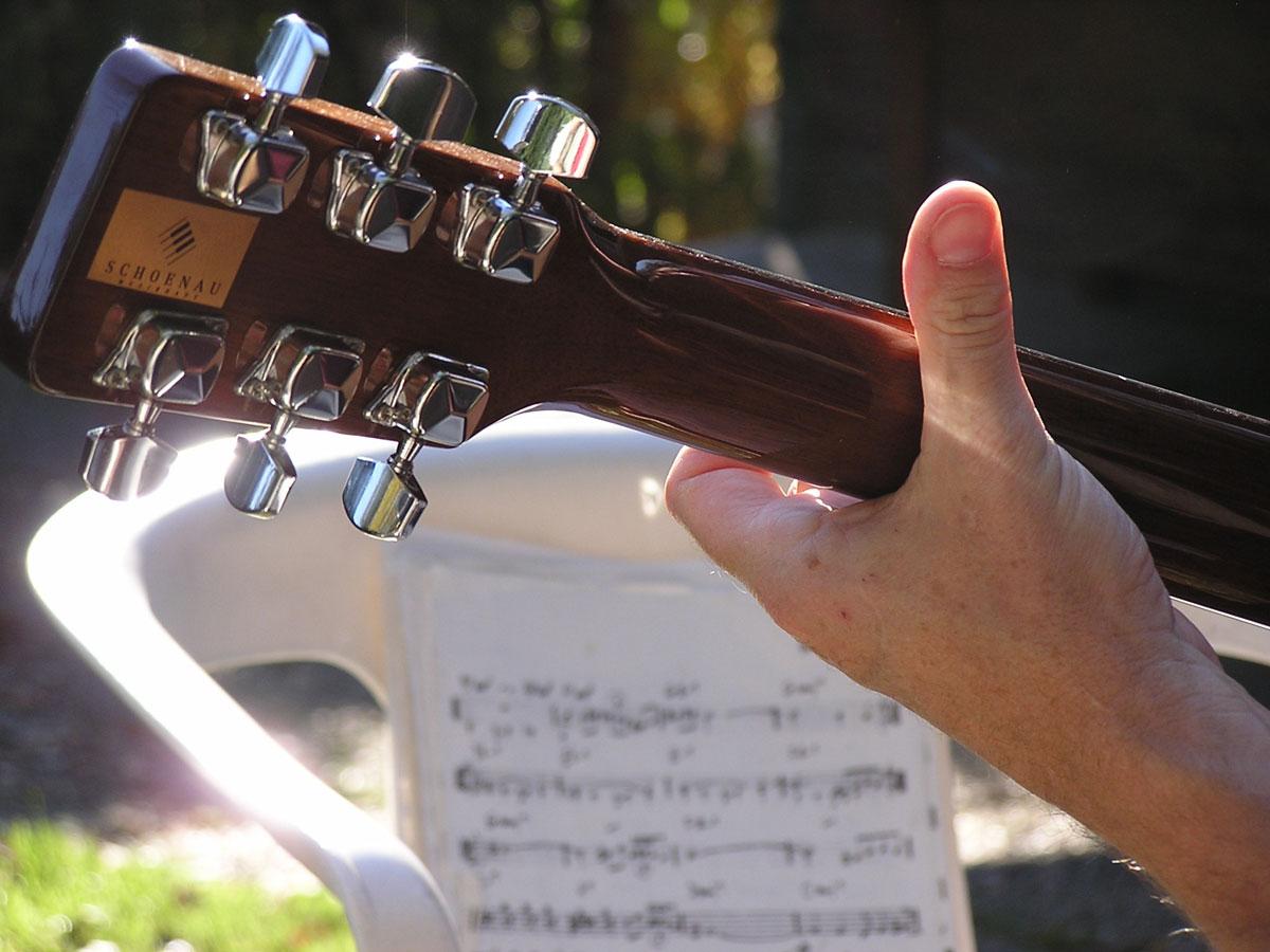 gitaar leren spelen met tablatuur tabs
