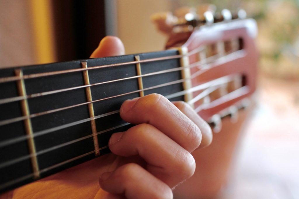 Leer open gitaarakkoorden spelen - Online Gitaar Academie