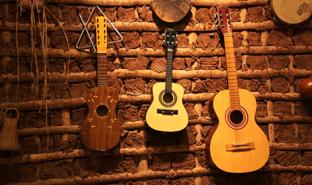 eerste gitaar kopen